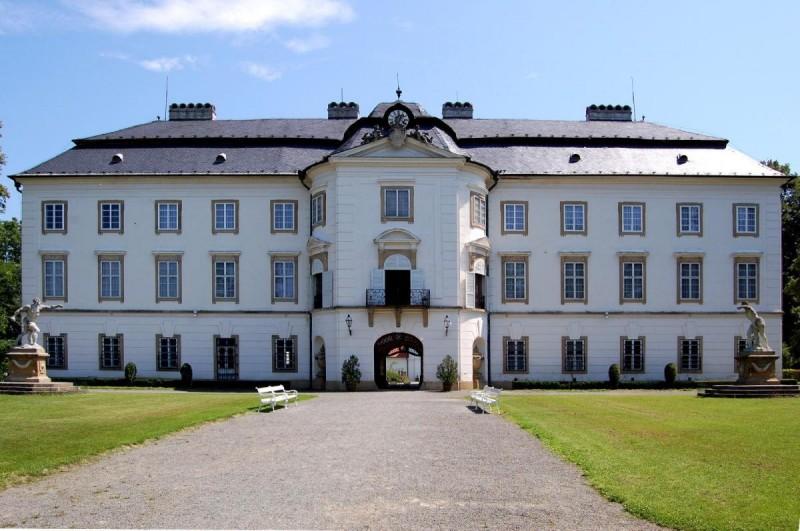 Замок Визовице