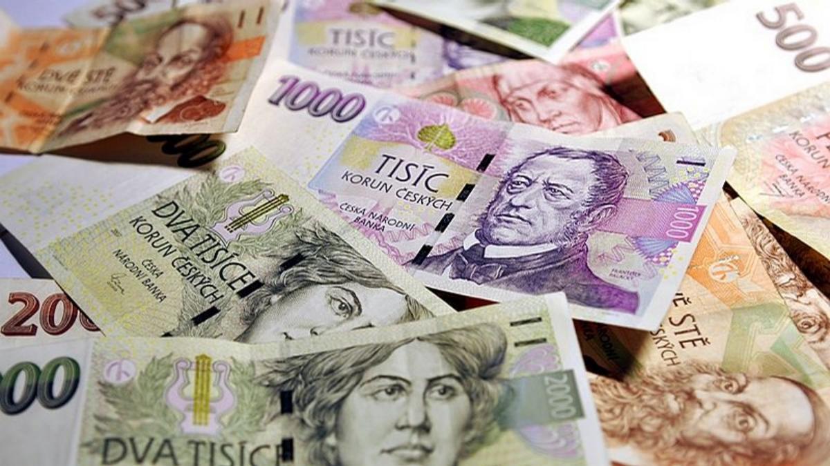 Покупка чешской валюты в Москве