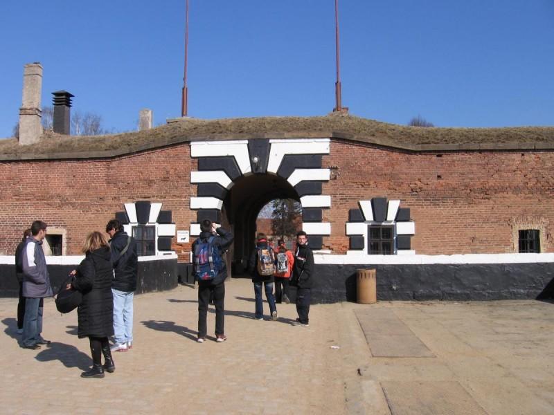 Музей Гетто и Магдебургские казармы 2