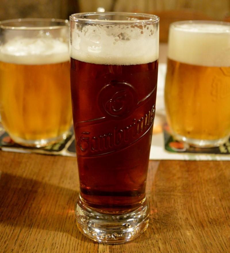 Пивная Mlejnice - пиво