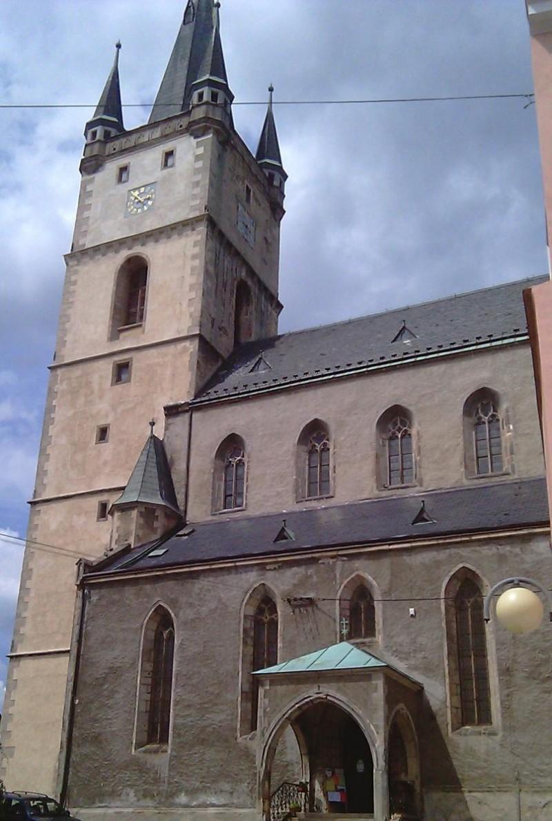 Церковь Вознесения Девы Марии