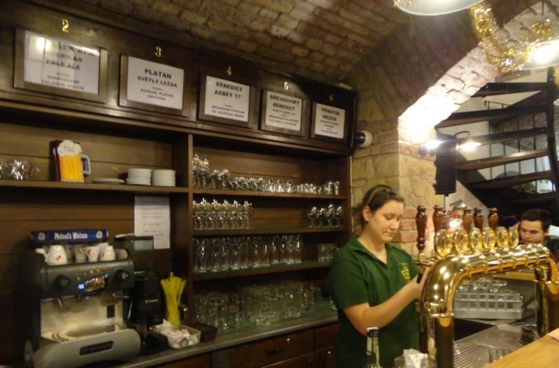 U Karlínského přístavu - бар