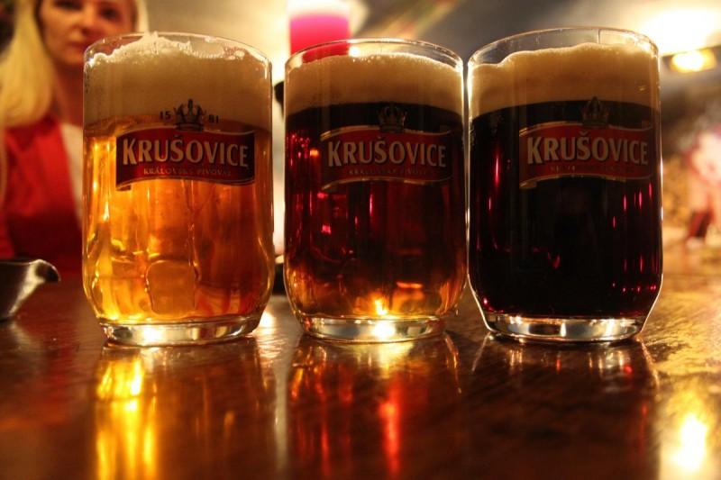 U sedmi Švábů - пиво