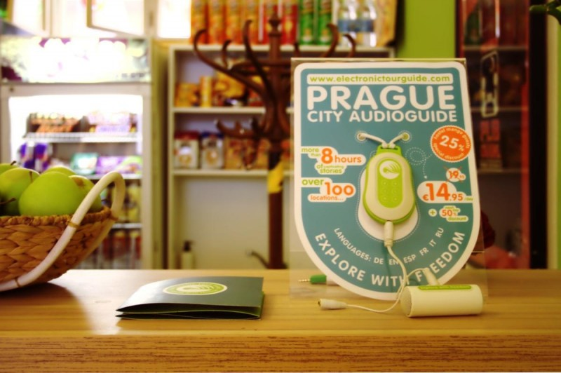 Аудио гид по Праге 4