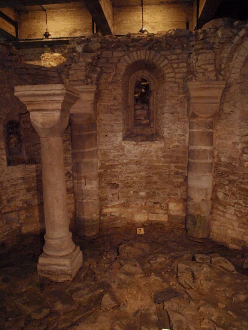 Бржевновский монастырь - внутри