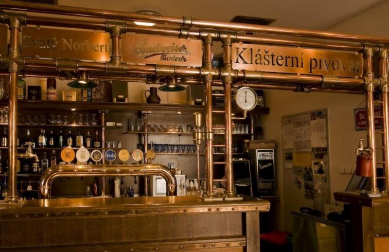 Монастырская пивоварня Страгов - зал 2
