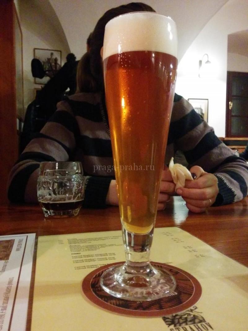 Монастырская пивоварня Страгов 24