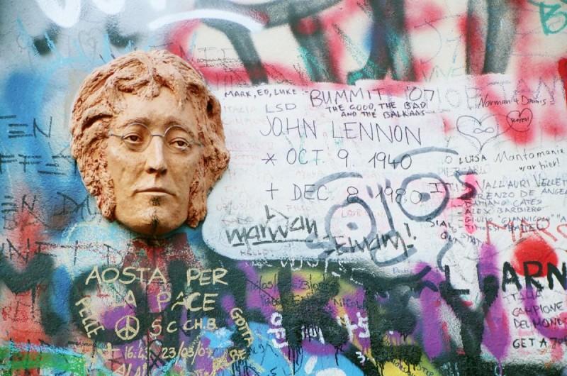 Память Джону Ленону
