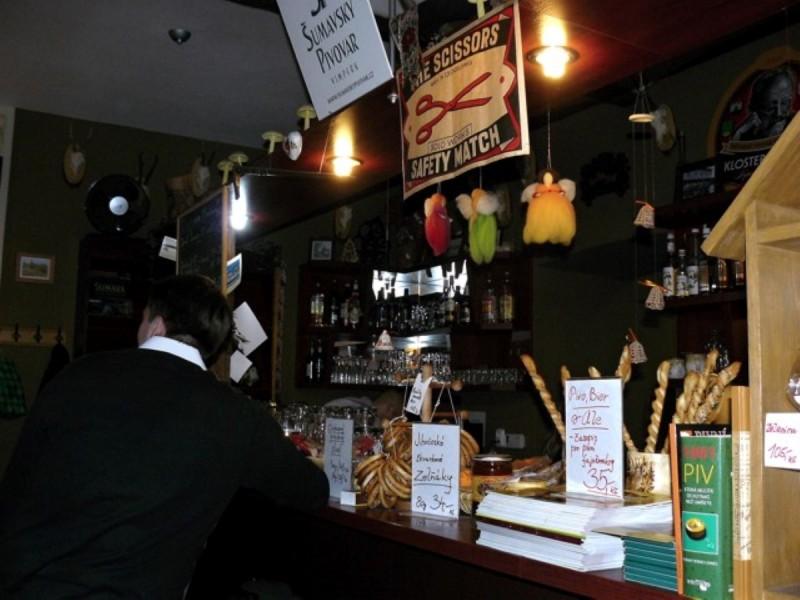 Пивная Kavarna na Šumave  (1)