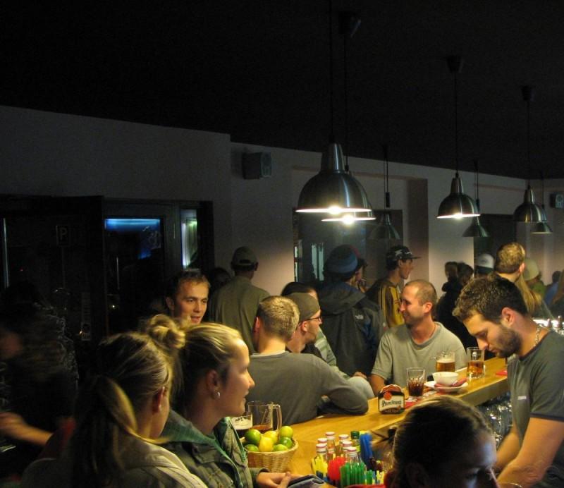 Пивная Lokal Blok - зал