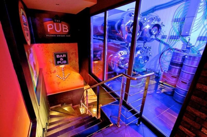 Пивная The PUB Praha 1 - зал 3