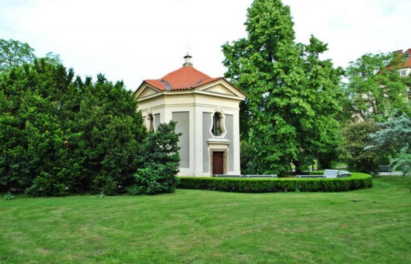 Капелла Святой Терезии из Авиллы