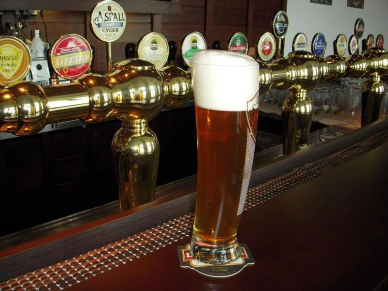 Пивная Пинта - пиво