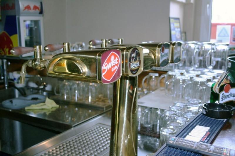 Пивная У доходяги - U Chcípáka - бар