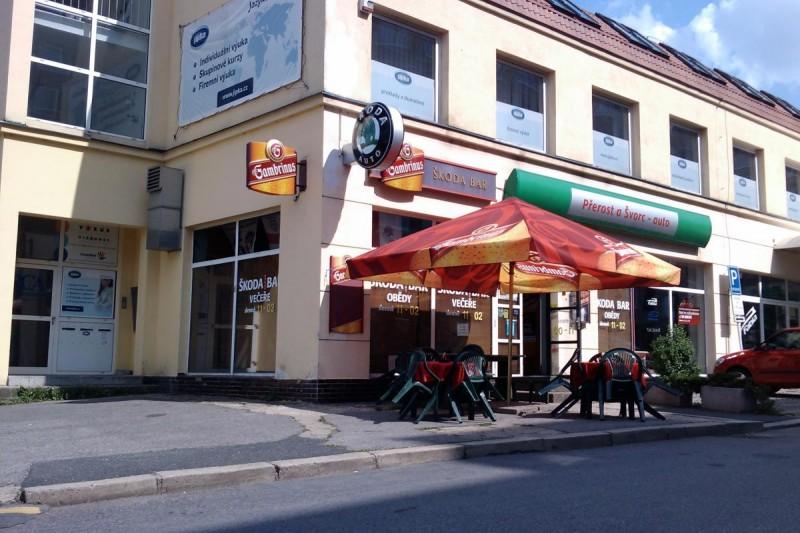 Пивная Sport bar Škoda