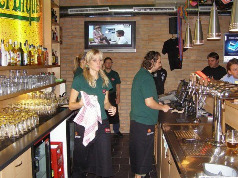 Пивная The Pub 2 бар