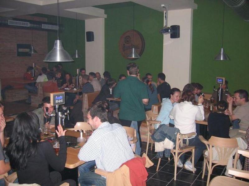 Пивная The Pub 2 зал 2