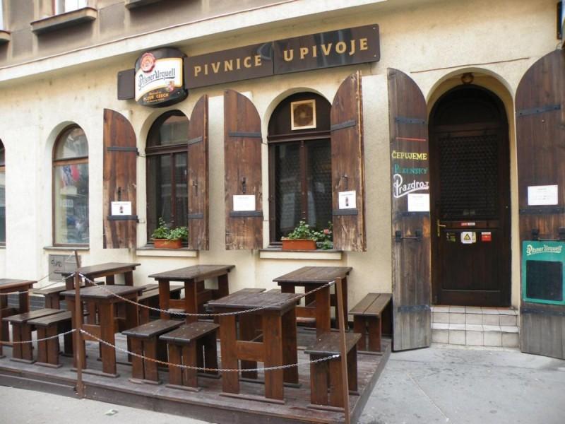 Пивная U Pivoje 3