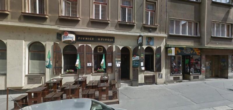Пивная U Pivoje