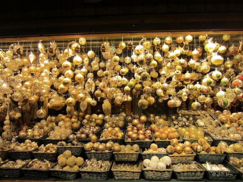 Рождество на рынке Гавельска