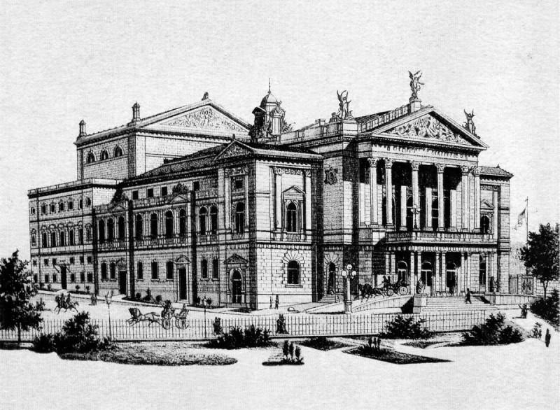 Сословный театр - история