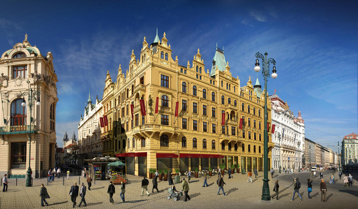Какой отель Праги выбрать? - Форум Винского - Сайт Винского