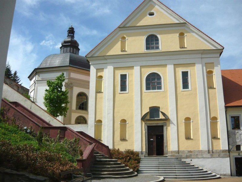 Ареал монастыря пиаристов