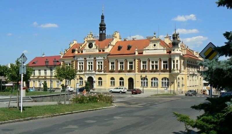 Горжовице - ратуша