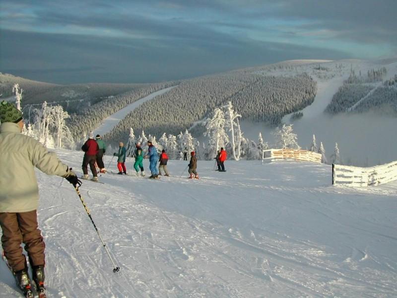 Горнолыжный курорт Червеногорске-Седло 4