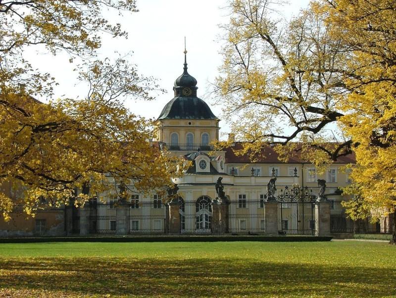 Замок Горжовице