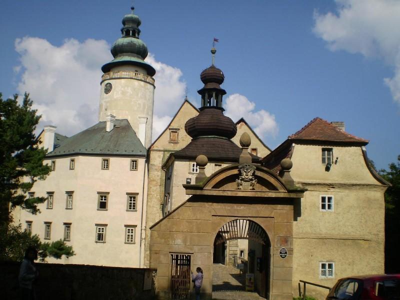 Замок Лемберк 3