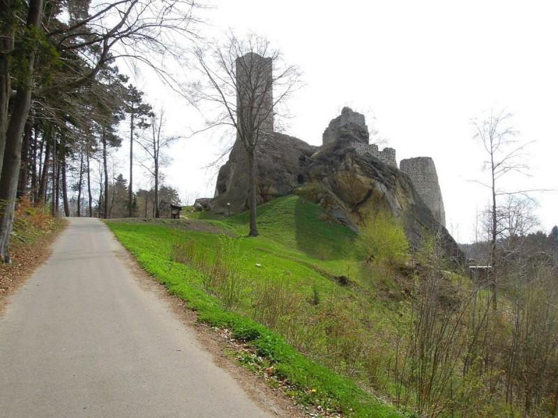 Замок Фридштейн 3