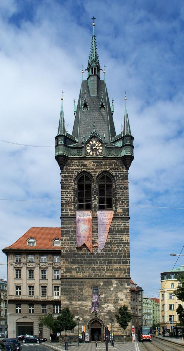 Йиндржишская башня 2