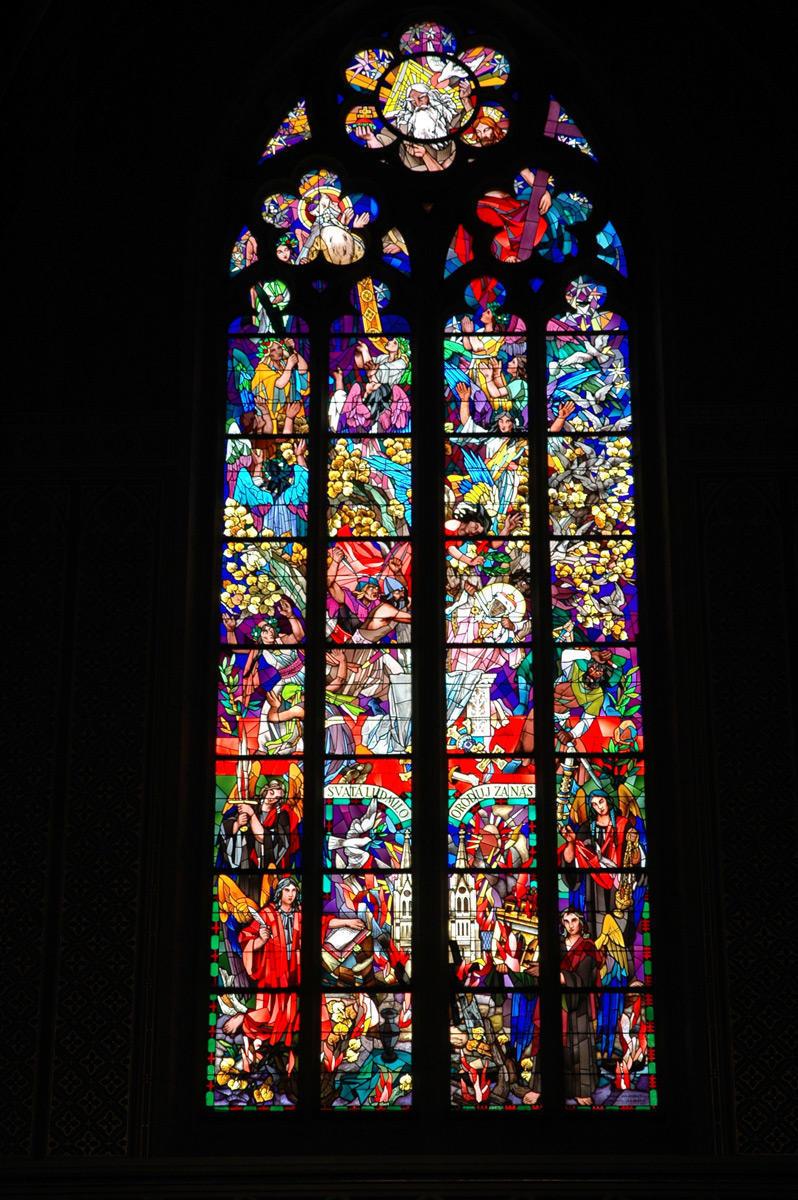 Костел Святой Людмилы 6