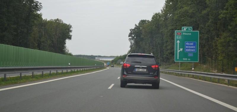 На машине из Сочи в Прагу
