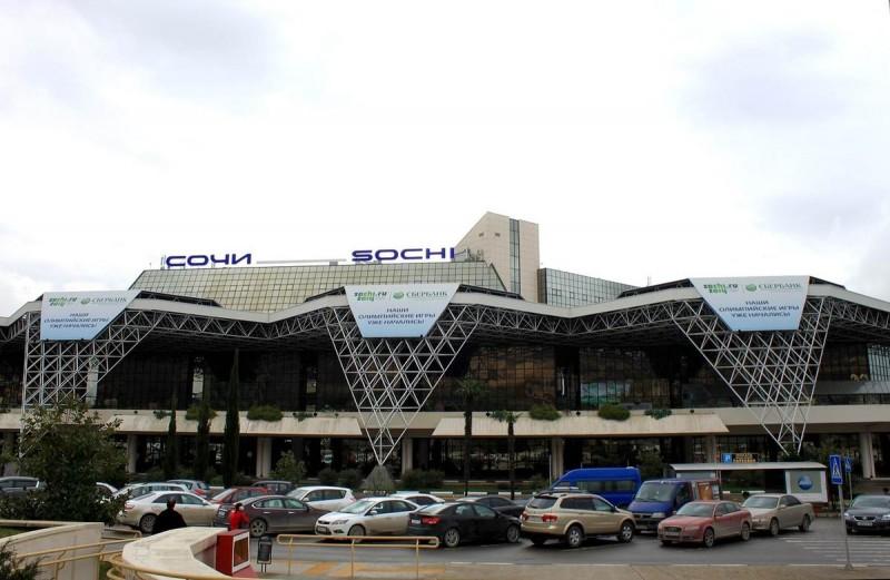 На самолёте из Сочи в Прагу