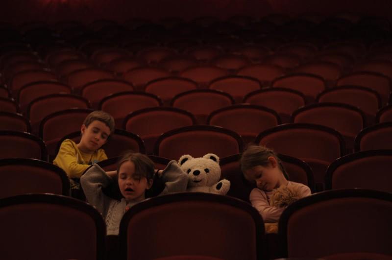 Ночь театров в Парге 5