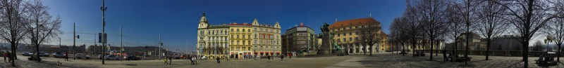 Площадь Палацкого 2