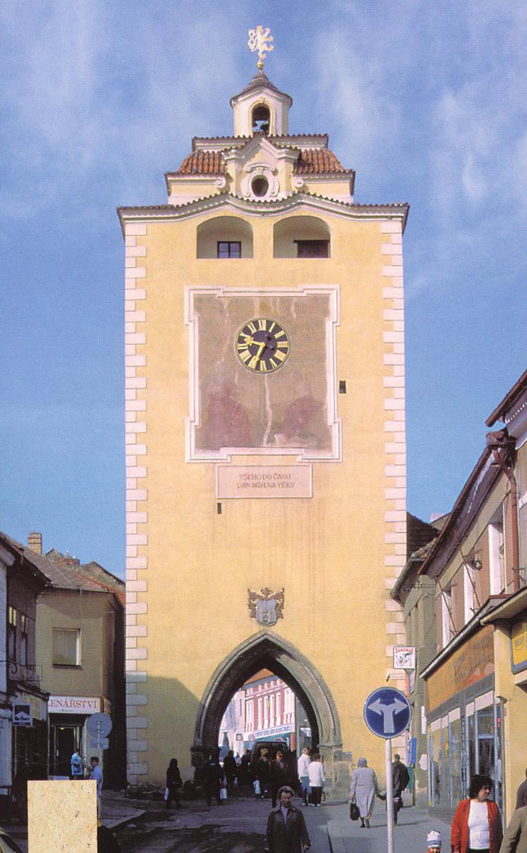 Пльзеньские ворота 2