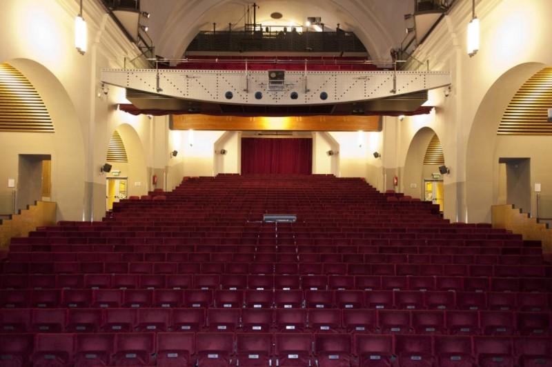 Театр Губерния - зал