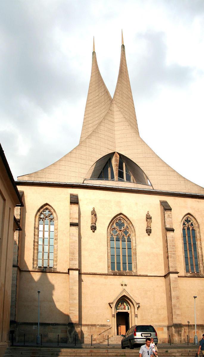 Эммаусский монастырь 2