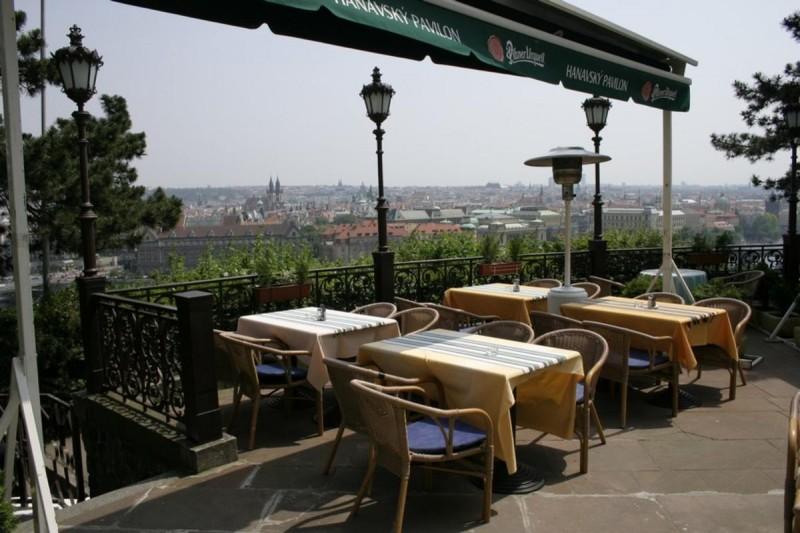 restaurant hanavsky pavilion