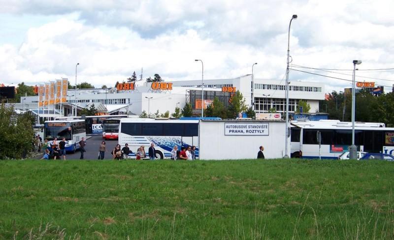 Автовокзал Розтилы 5