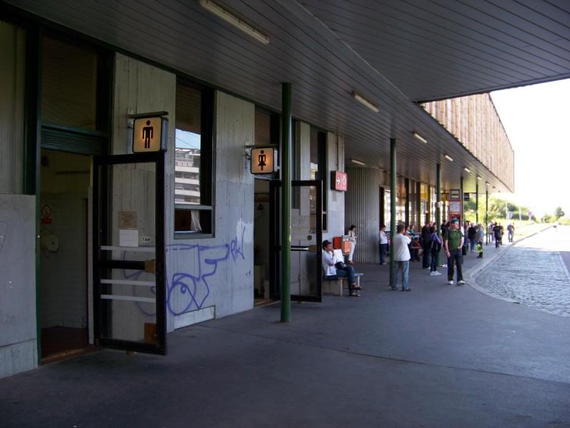 Автовокзал Розтилы 9