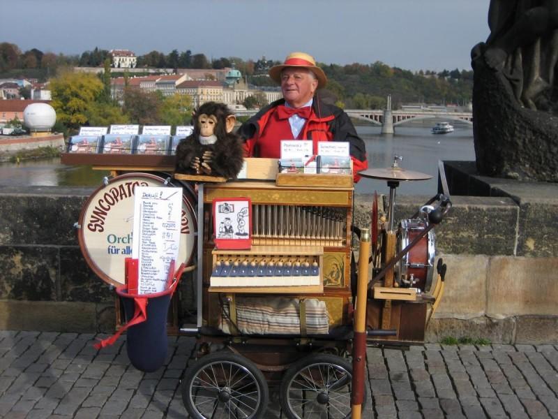 Где в Праге послушать орган