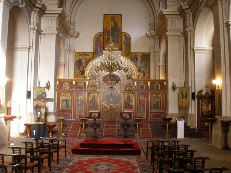 Кафедральный собор Святых Кирилла и Мефодия 3