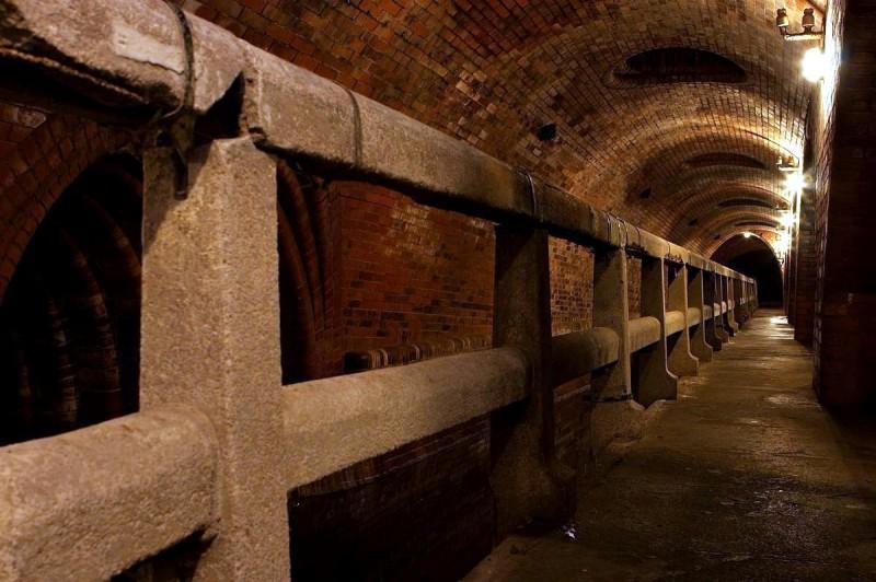 Музей канализации 3