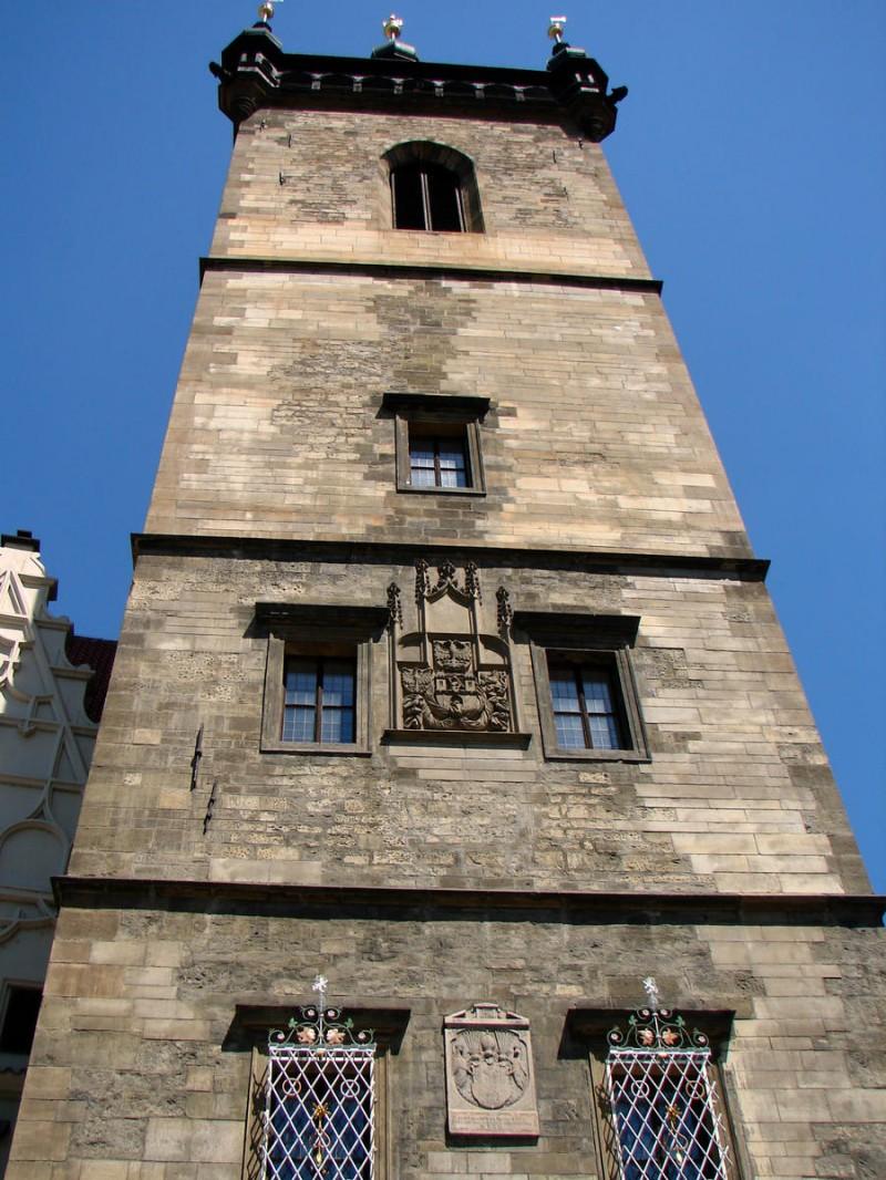 Новоместская ратуша - башня