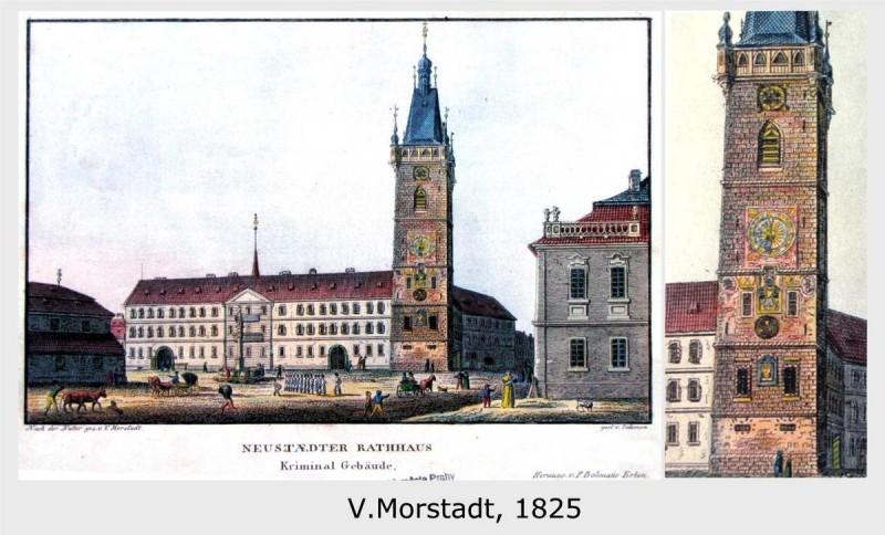 Новоместская ратуша - история
