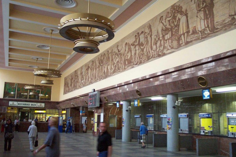Смиховский вокзал 2